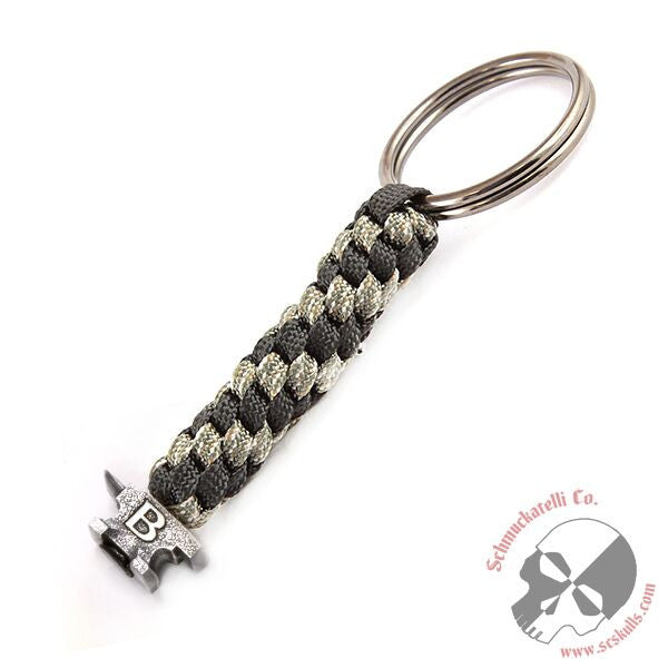Buck Anvil Bead Key Fob - Camo