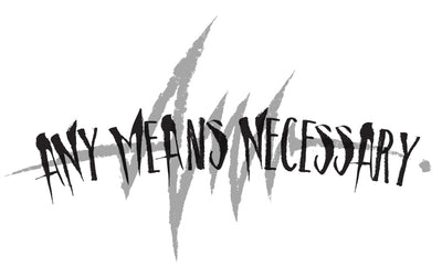 Any Means Necessary Clothing