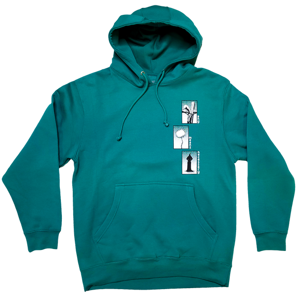 any means necessary shawn coss story time terrors death of childhood dr seuss pullover hoodie teal back