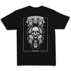 any means necessary shawn coss 4 horseman of the apocalypse pestilence t shirt black