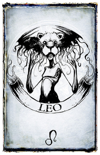 Shawn Coss Zodiac Prints