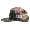 any means necessary the land cleveland indians snapback hat camo side