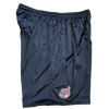 any means necessary the land cleveland indians mesh champion shorts navy logo side