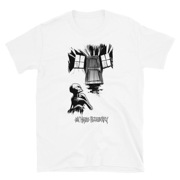 any means necessary shawn coss inktober illness agoraphobia t shirt white