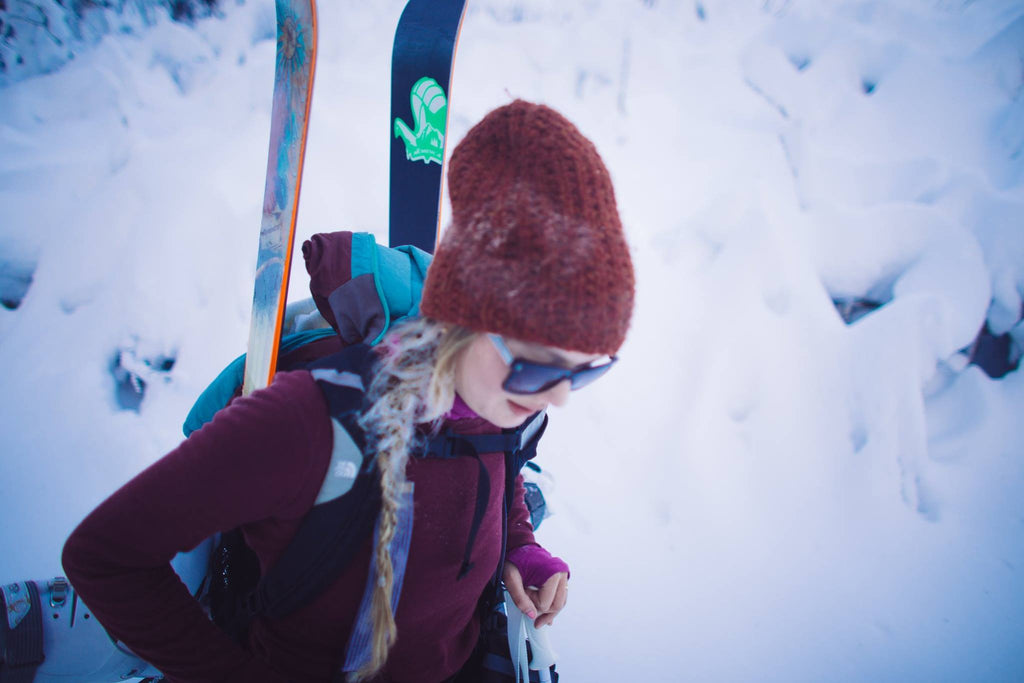How to Snowshoe & Ski all before lunch in Juneau, Alaska