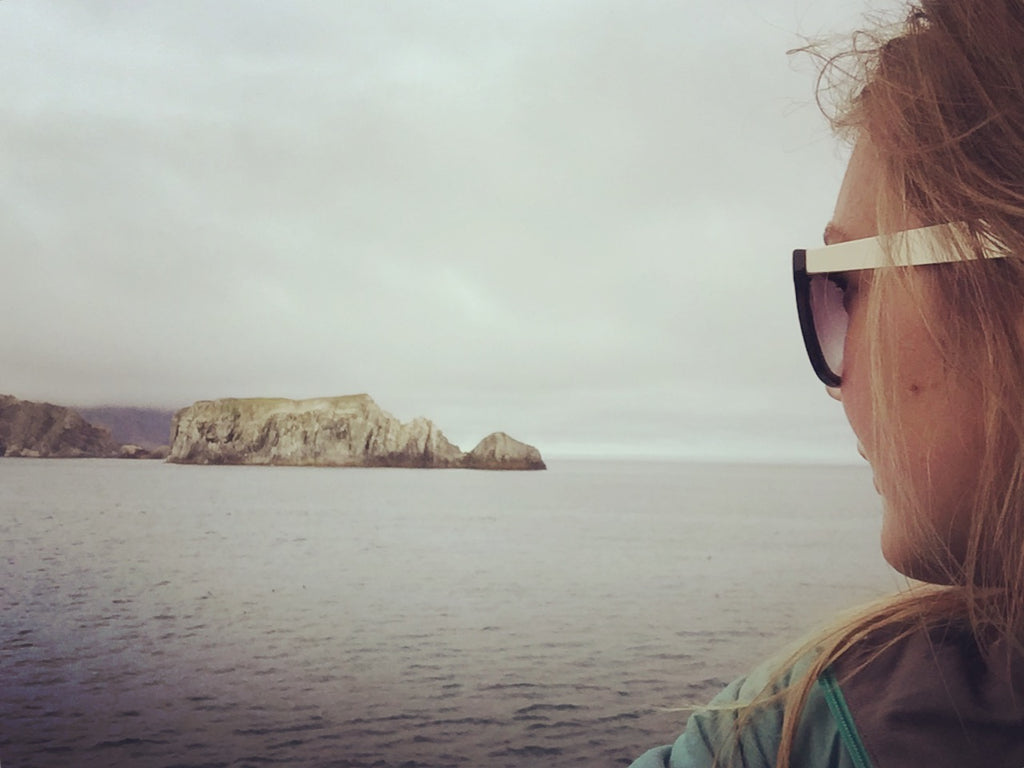 Bear Island. Cruising up the coast of Norway part 4 for Resolute Boutique.