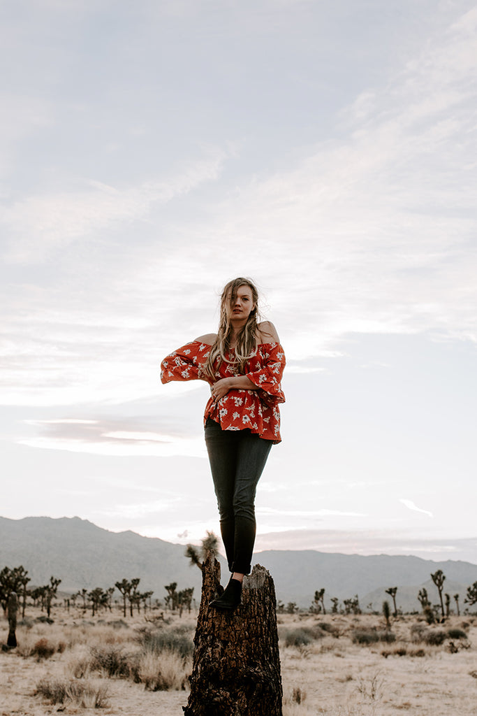 Joshua Tree National Park for Resolute Boutique & Lifestyle