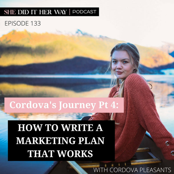 Episode 4 of the six week series with the She Did it Her Way