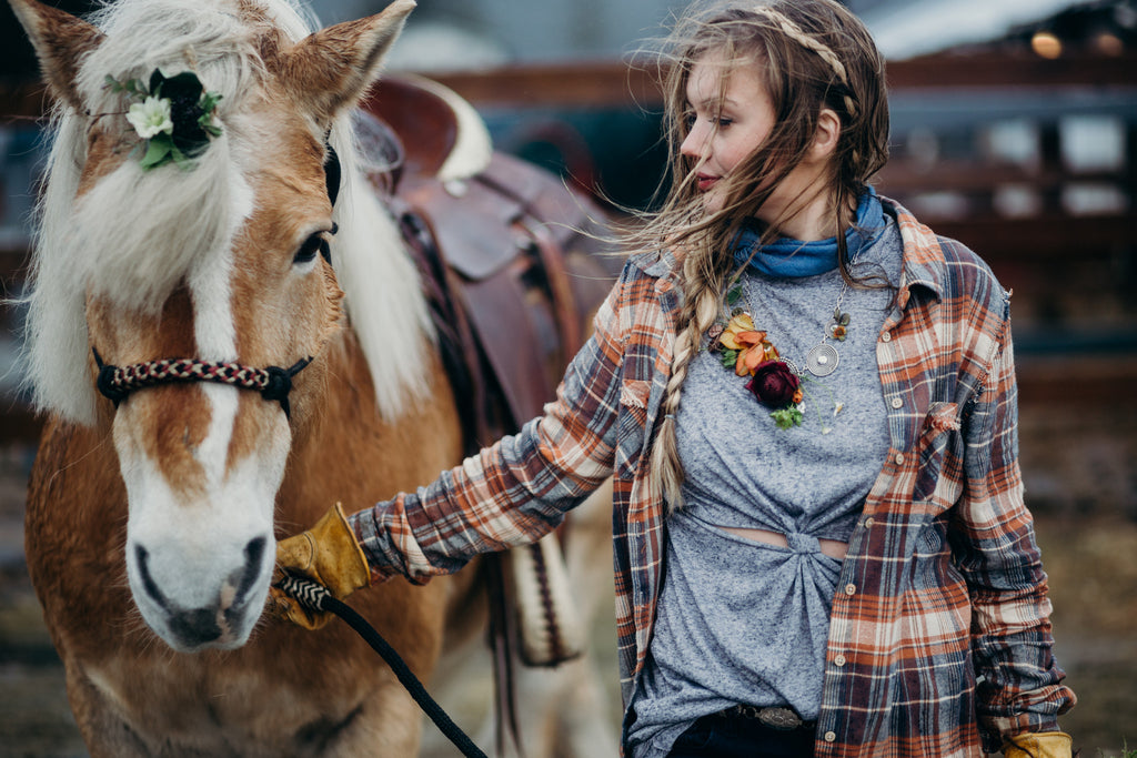 Casual Look for Riding horses in Juneau, Alaska