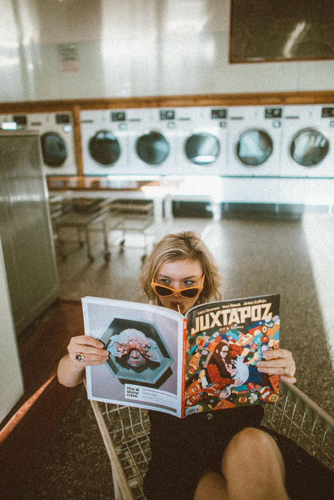 Alaska Laundry Mats, by Cordova Pleasants