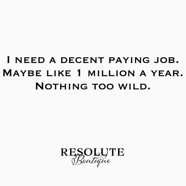 Resolute Memes for Resolute Boutique & Lifestyle in Juneau, Alaska