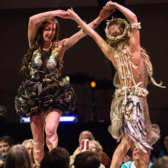 Wearable Art Extravaganza in Juneau, Alaska for Resolute Boutique & Lifestyle