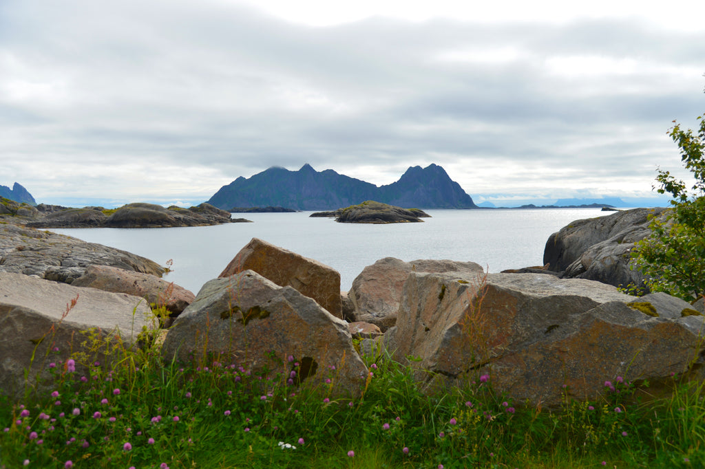 Svolvaer, Lofoten. Cruising up the coast of Norway part 3 for Resolute Boutique.
