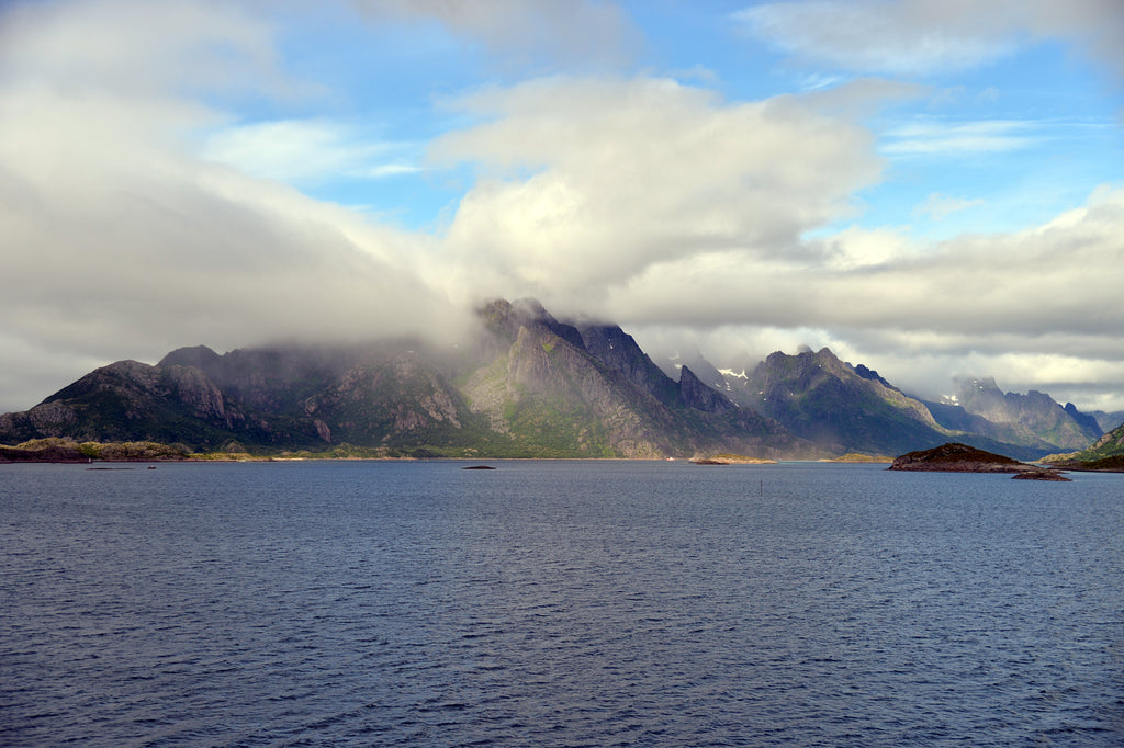 Tromso, Norway. Cruising up the coast of Norway part 3 for Resolute Boutique.