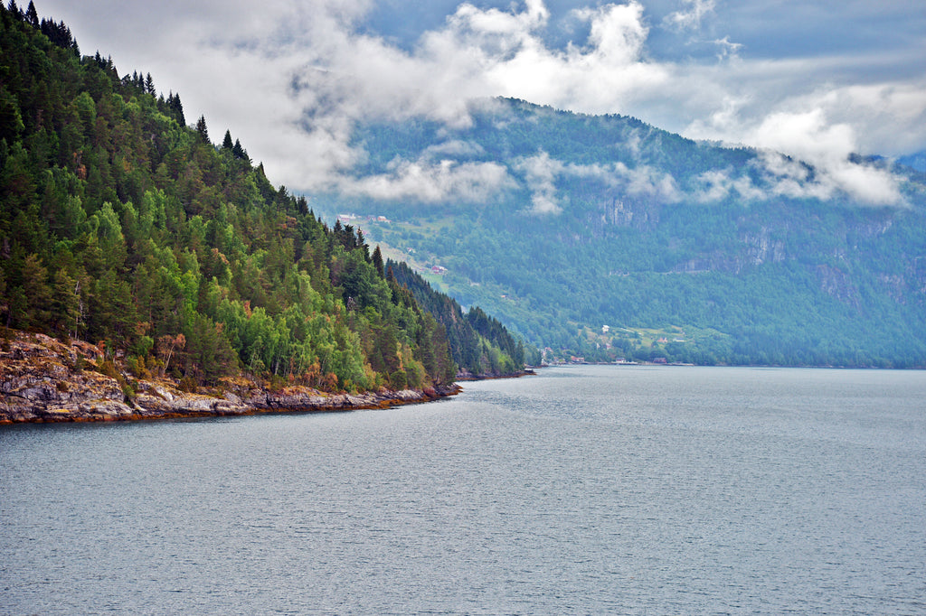 Olden, Norway. A cruise up the coast of Norway part 1 for Resolute Boutique