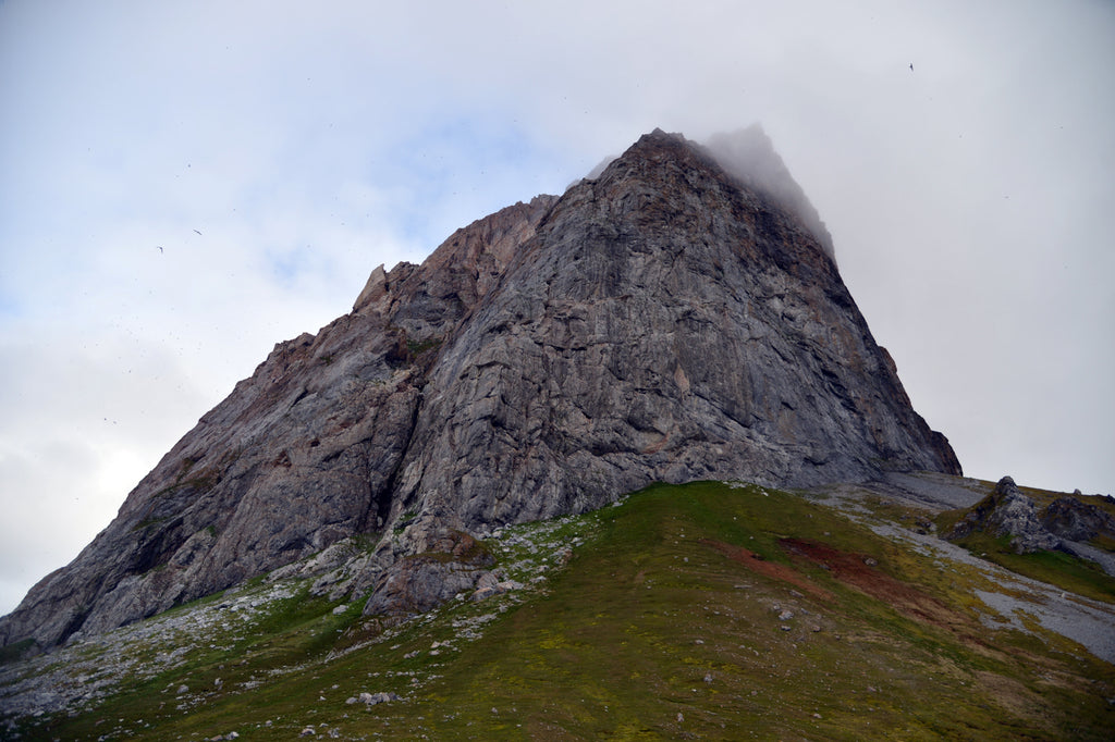 Hornsund, Svalbard. Cruising up the coast of Norway part 4 for Resolute Boutique.