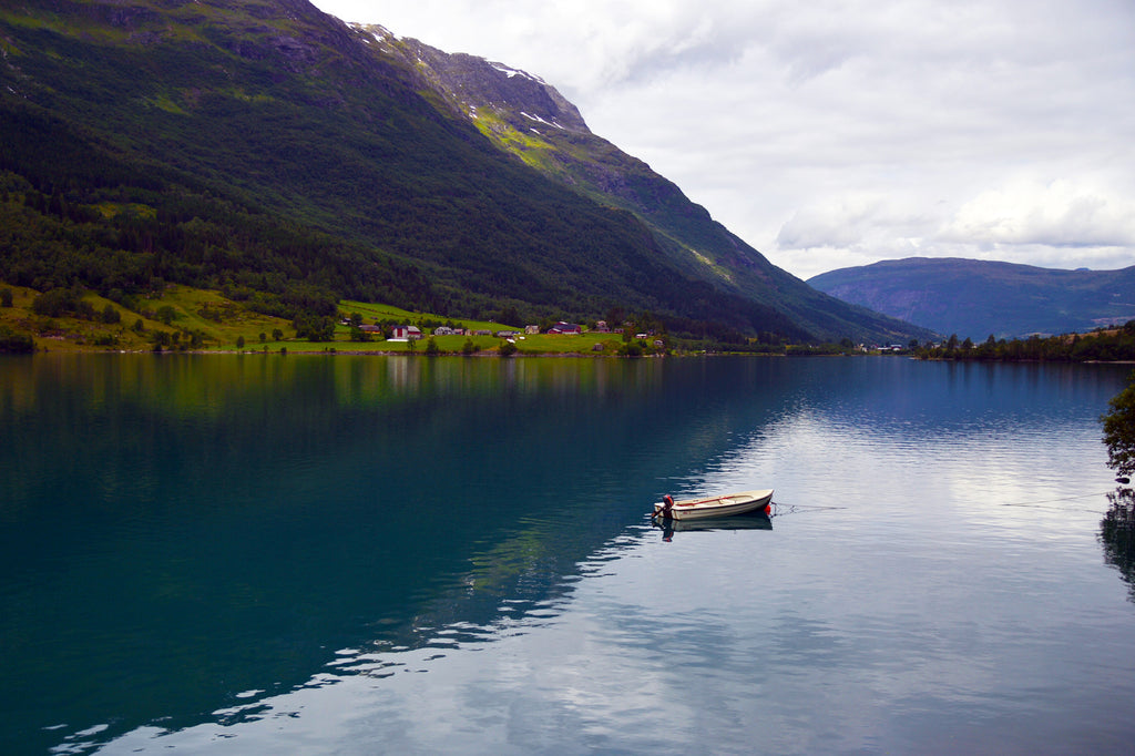 Olden, Norway. A Cruise up the Coast of Norway part 1 of 4 for Resolute Boutique & Lifestyle