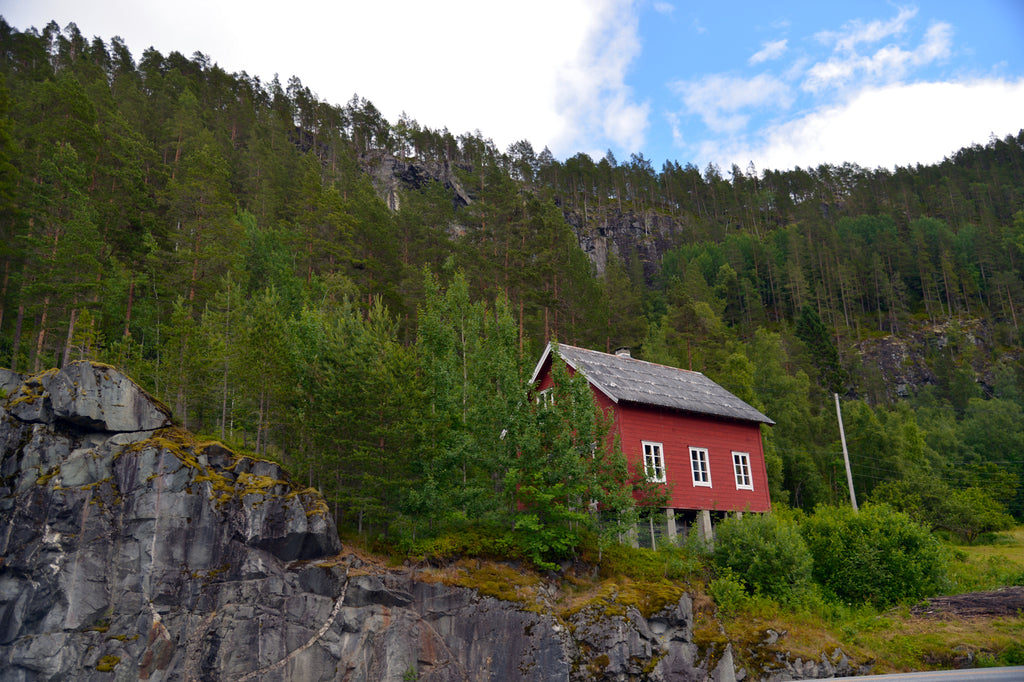 Resolute Boutique & Lifestyle on a cruise up the coast of norway