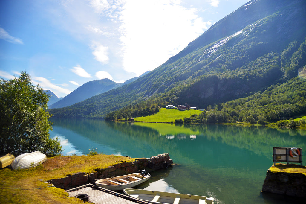 A Cruise up the Coast of Norway, Part 1 of 4 for Resolute Boutique & Lifestyle
