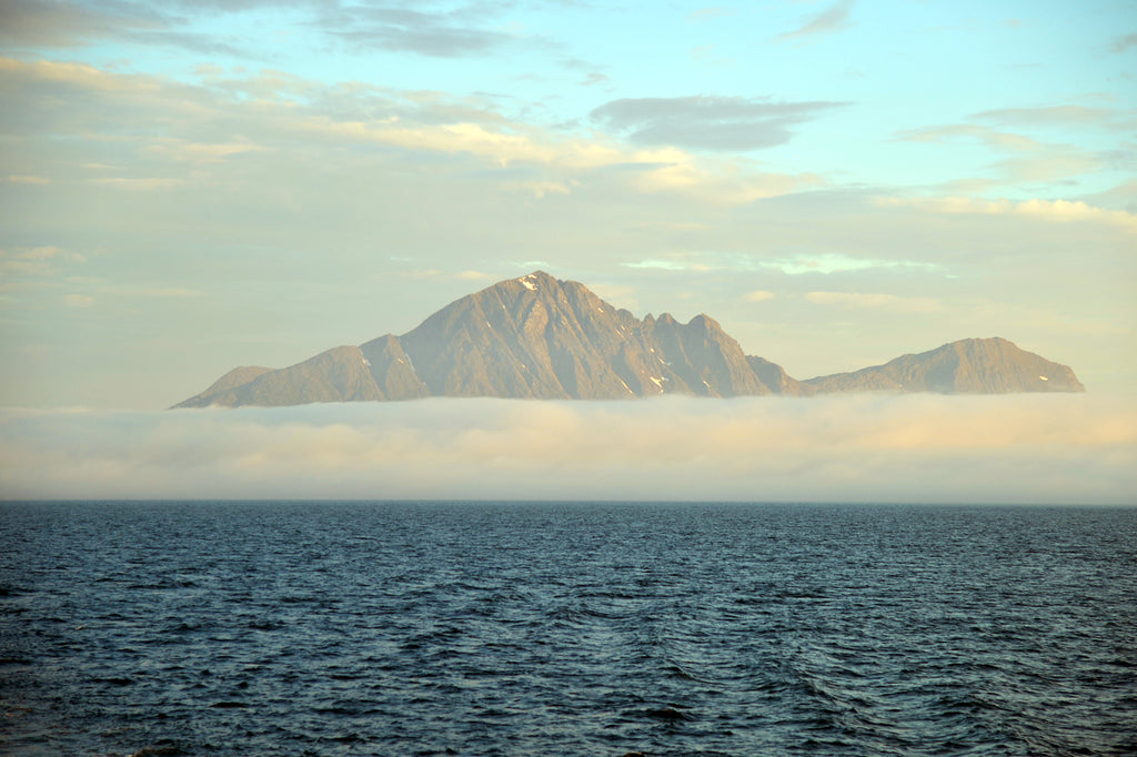 Crossing the Arctic. Cruising up the coast of Norway part 3 for Resolute Boutique