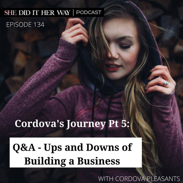 Episode 5 of the six week series with the She Did it Her Way Podcast