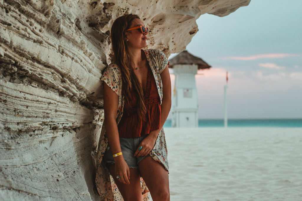 Cancun, Yucatan by Resolute Boutique, Tulum on a Whim