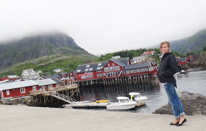 AA Lofoten, Norway. Cruising up the coast of Norway part 3 for Resolute Boutique.