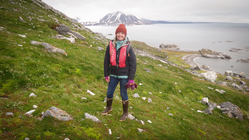 Hornsund Svalbard. Cruising up the coast of Norway part 4 for Resolute Boutique.
