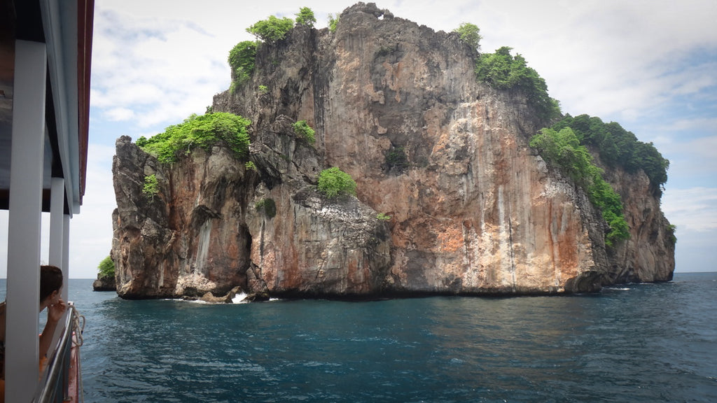 Bida Noi in Krabi, Thailand. Resolute Boutique & Lifestyle Adventures.