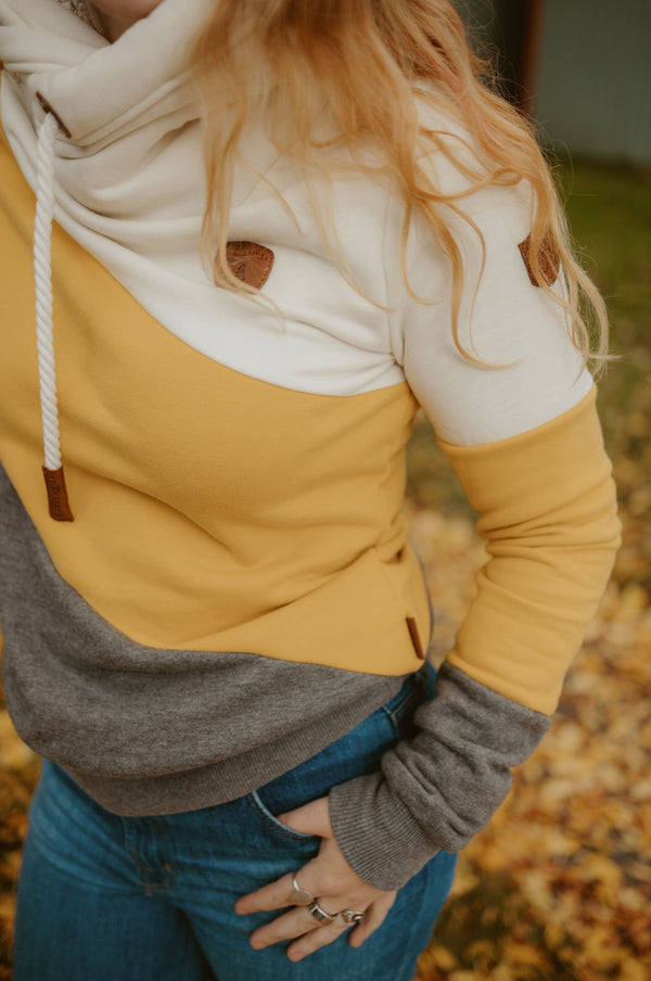 Selene Hoodie in Honey