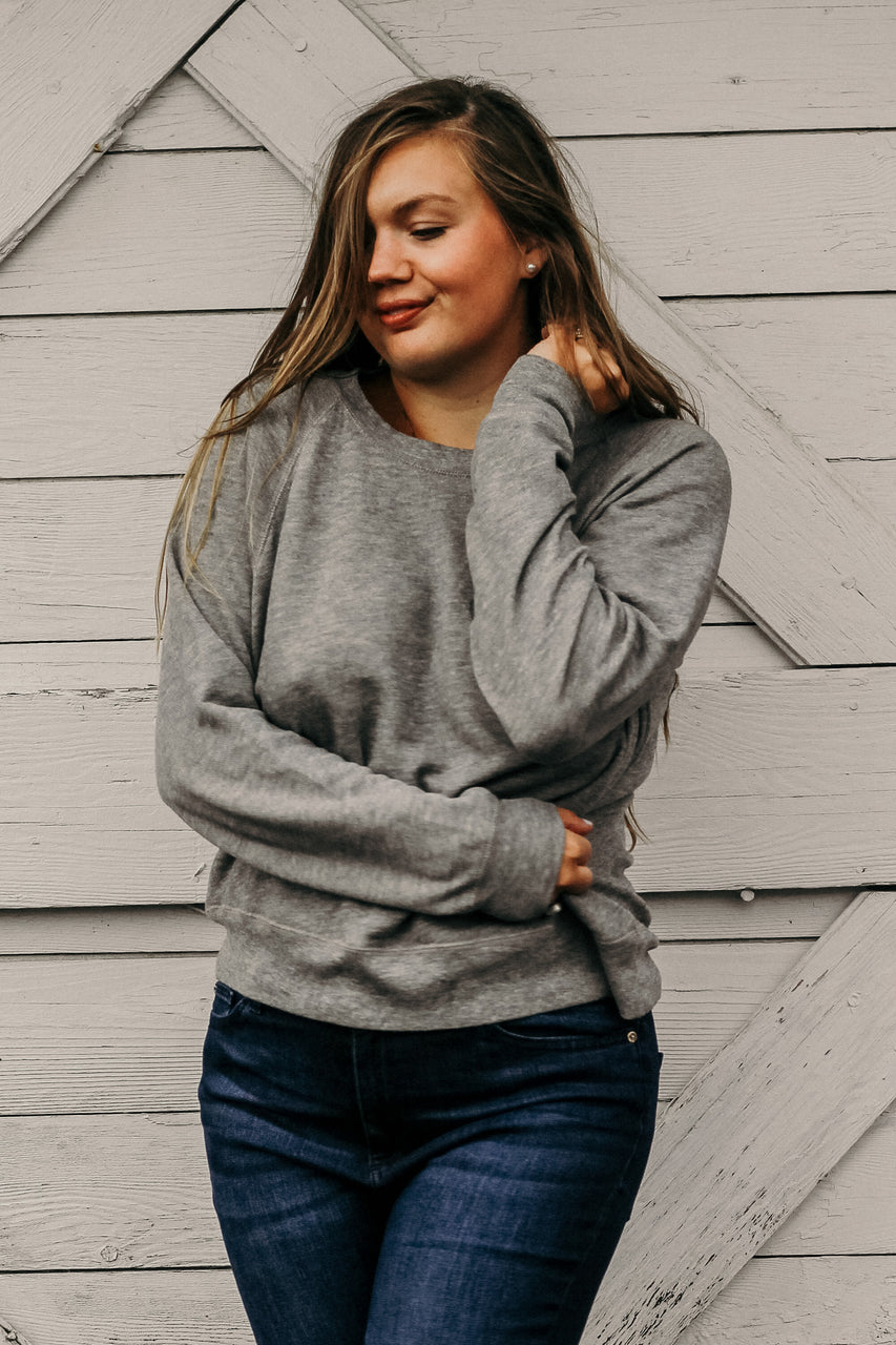 Weekend Lover Pullover