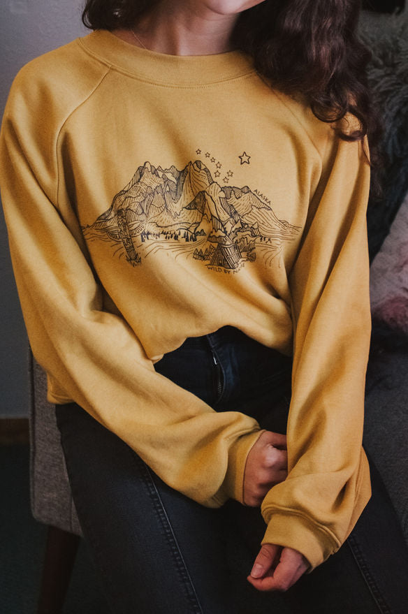 Wild By Nature Pullover