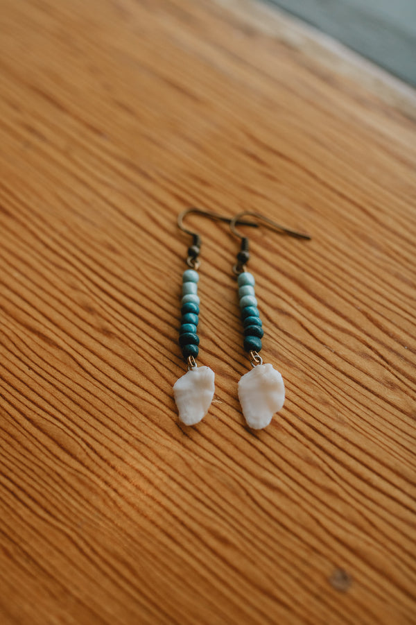 Indian Feather Dangles