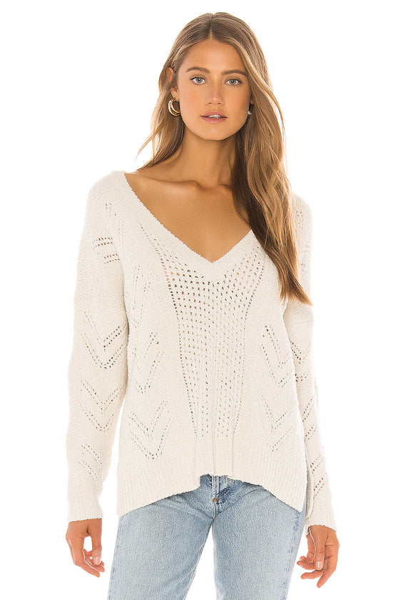 Maj V Neck Sweater