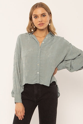 Maya Bay Long Sleeve Blouse