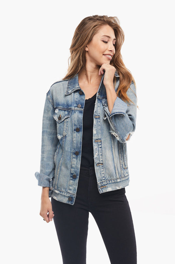 Merly Denim Jacket