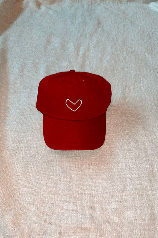 Little Heart Ball Cap