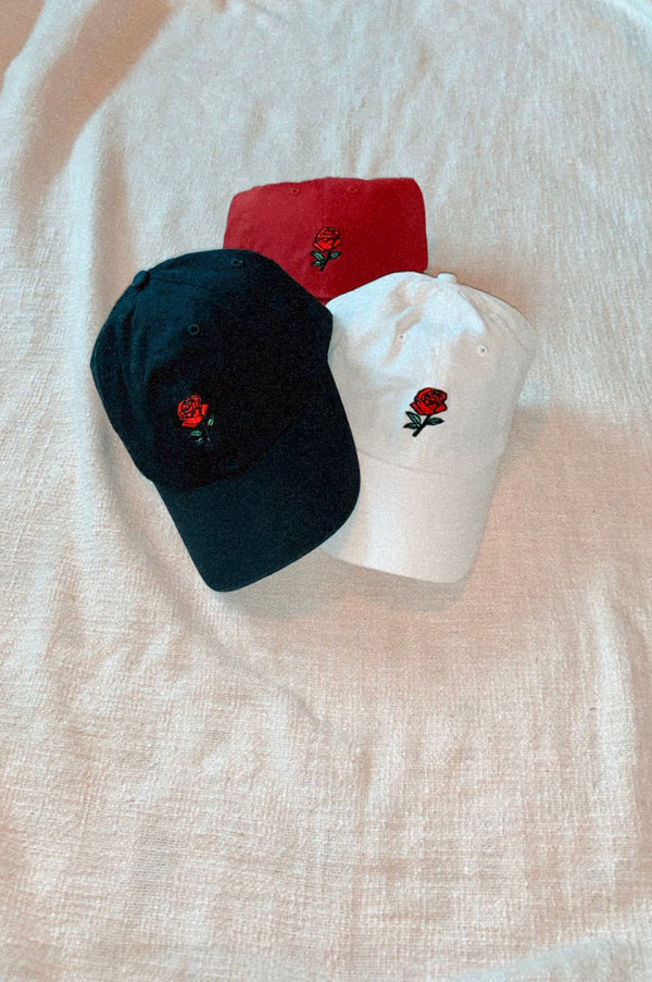 Rose Ball Cap