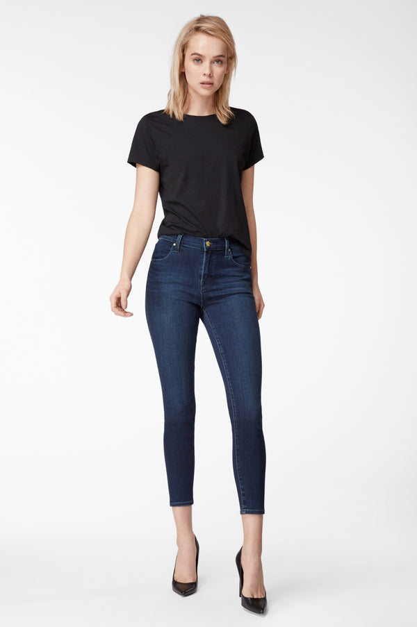 Alana High Rise Cropped in Super Skinny