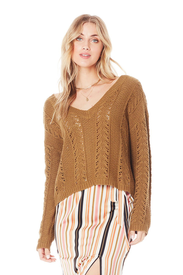 Tanner Sweater