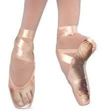 Monitoring Pointe Shoe Wear