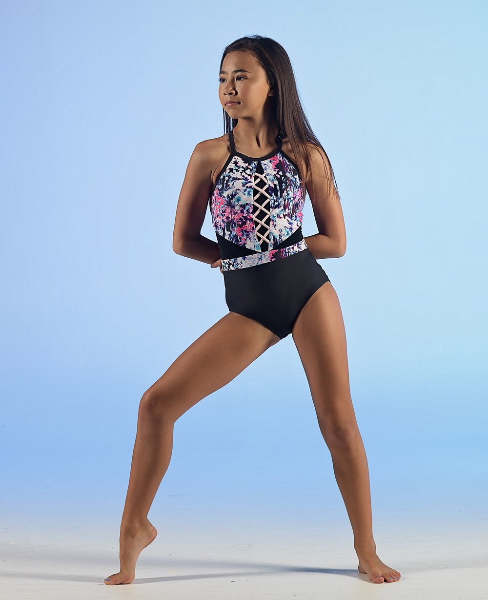 The Bailey Leotard