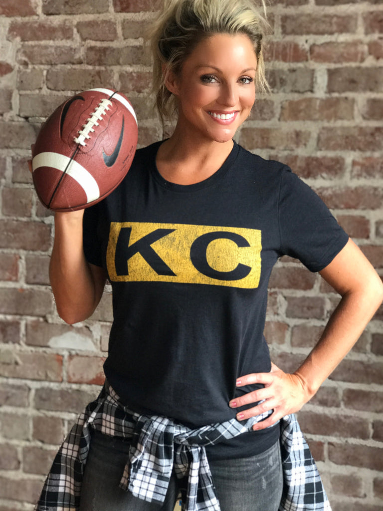 KC Bar Black/Gold- FINAL SALE