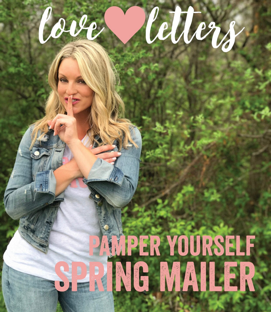 Spring Mystery Mailer