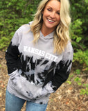 Tie-Dye Kansas City Hoodie- FINAL SALE