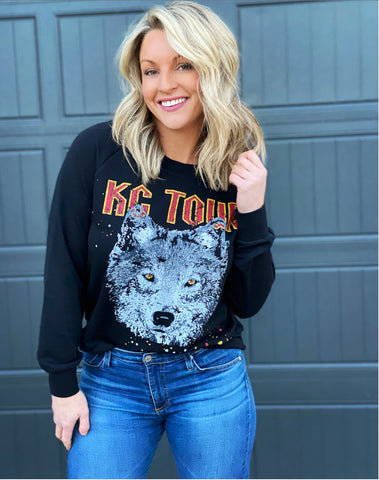 KC TOUR Sweatshirt!