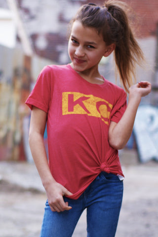 Kids Red KC Bar-FINAL SALE