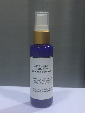 Gentle Eye Makeup Remover
