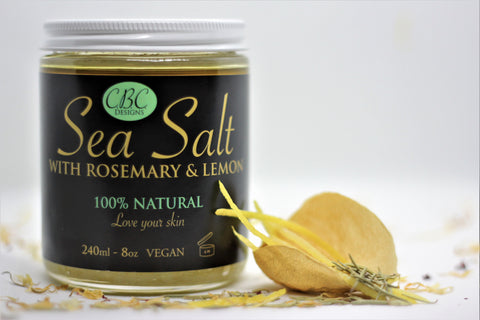 Dead Sea Salt 8 fl.oz