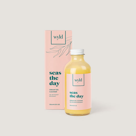 SEAS THE DAY CREAMY GEL CLEANSER - REFILL